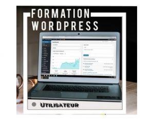 Formaation WordPress Utilisation 4H